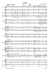 Kaija Saariaho - Amers – Score - Partition - di-arezzo.fr