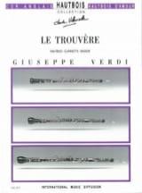 Le Trouvère Alexandre Ouzounoff Partition Trios - laflutedepan.com