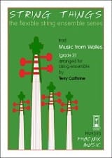 Terry Cathrine - Music from Wales - String ensemble - Sheet Music - di-arezzo.co.uk