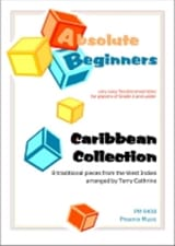 Caribbean Collection - Partition - ENSEMBLES - laflutedepan.com