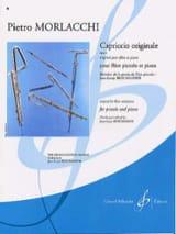 Pietro Morlacchi - Capriccio originale op. 4 - Piccolo piano - Partition - di-arezzo.fr