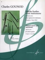 Marche Funèbre D'une Marionnette - Charles Gounod - laflutedepan.com
