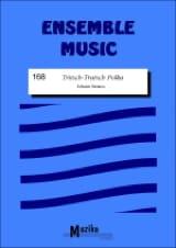 Tritsch-Tratsch Polka -Ensemble Johann (Fils) Strauss laflutedepan