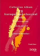 75 Baroque and Classical Pieces with CD Frank Glaser laflutedepan.com