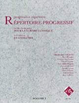 Répertoire Progressif Volume 3 - Partition - laflutedepan.com