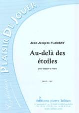 Au-Delà des Etoiles Jean-Jacques Flament Partition laflutedepan.com