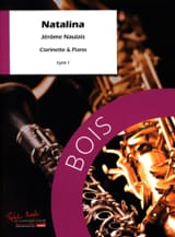 Jérôme Naulais - Natalina - Sheet Music - di-arezzo.co.uk
