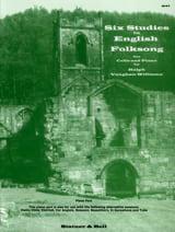 6 Studies in English Folksong - Clarinet piano laflutedepan.com