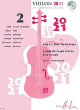Dizès Maryvonne Le - Violin 20-21 - Volume 2 - Sheet Music - di-arezzo.co.uk