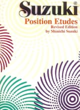 Suzuki - Position Studies - Sheet Music - di-arezzo.com