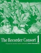The Recorder Consort Volume 1 Steve Rosenberg laflutedepan.com