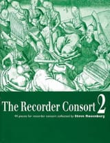 Steve Rosenberg - The Recorder Consort Volume 2 - Sheet Music - di-arezzo.com