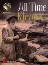 Joachim Johow - All time Klezmer – Violon - Partition - di-arezzo.fr