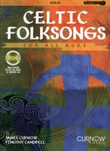 Celtic Folksongs –violin - laflutedepan.com