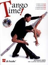 Tango Time for Flute Myriam Mees Partition laflutedepan.com