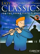 Easy Classics for the Young Flute Player Partition laflutedepan.com