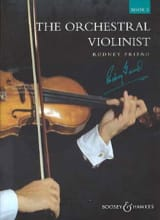 The Orchestral Violonist - Book 2 - Rodney Friend - laflutedepan.com