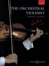 The Orchestral Violonist Book 1 Rodney Friend laflutedepan.com