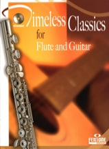 Timeless Classics for flute and guitar Partition laflutedepan.com