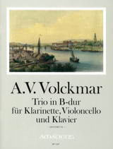 Trio in B-Dur majeur -Klarinette, VIoloncello und Klavier laflutedepan.com