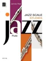 Jazz Scale Studies - Flute James Rae Partition laflutedepan