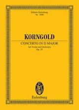 Concerto pour Violon et Orchestre en Ré Majeur Opus 35 laflutedepan