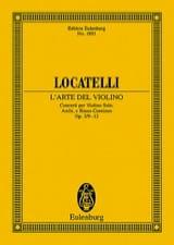 L'arte Del Violino Op.3 N°9-12 laflutedepan.com