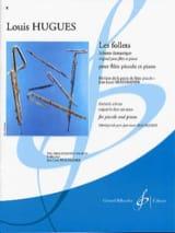 Les Follets Louis Hugues Partition laflutedepan.com