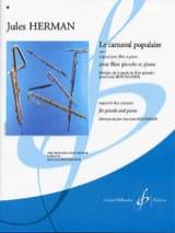 Le carnaval populaire op. 6 Jules Herman Partition laflutedepan.com