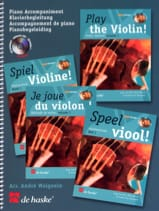 - I Play Violin - Piano Accompaniment - Sheet Music - di-arezzo.co.uk