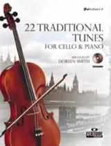 22 Traditional tunes (CD included) Doreen Smith laflutedepan.com