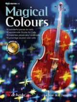Magical Colours - Den Dungen Van - Partition - laflutedepan.com