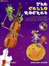 The Cello Rocket Joachim Johow Partition laflutedepan.com