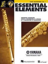 DE HASKE - Essential elements - Flute Volume 1 - Sheet Music - di-arezzo.com