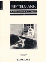 8 Airs Autour Du Tango – Volume 1 - laflutedepan.com