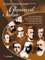 Classical Solos - Piano accompaniment laflutedepan.com