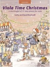Viola Time Christmas - Partition - Alto - laflutedepan.com