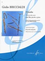 Mazurka op. 88 - Piccolo piano Giulio Briccialdi laflutedepan.com