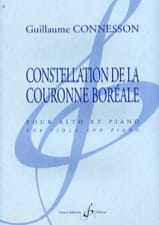 Guillaume Connesson - Constellation de la couronne boréale - Partition - di-arezzo.fr