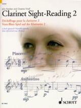 Clarinet Sight-Reading - 2 - laflutedepan.com