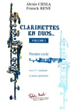 Clarinettes en duos ... - Volume 1 laflutedepan.com