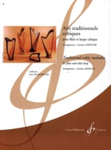 Airs traditionnels celtiques Partition Duos - laflutedepan.com