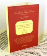 Recueil de 12 Sonates à 2 et 3 parties avec la basse chiffrée - laflutedepan.com