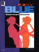 James Rae - Easy Blue Clarinet Duets - Sheet Music - di-arezzo.com