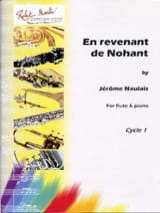 Jérôme Naulais - Returning from Nohant - Flute and Piano - Sheet Music - di-arezzo.co.uk