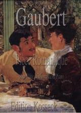 Philippe Gaubert - Pièce romantique - Partition - di-arezzo.fr
