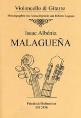 Isaac Albeniz - Malaguena - Partition - di-arezzo.fr