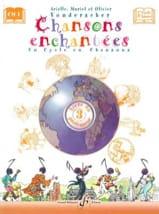 Chansons Enchantées Volume 3 - Prof. Partition laflutedepan.com
