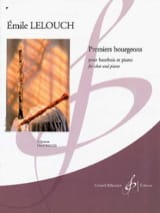 Emile Lelouch - Premiers bourgeons - Partition - di-arezzo.fr