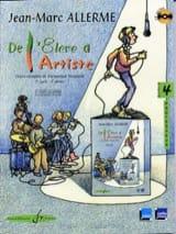 De l'Elève à l'Artiste - Volume 4 - Prof laflutedepan.com